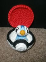Functioning Pokeball + Piplup