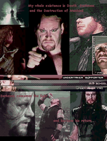 UnderTaker Collage by BadMediCynInc22