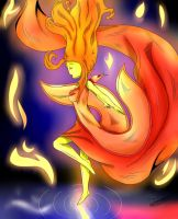 The Princess of Fire by Jefra