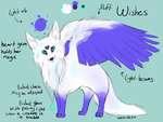 Wishes Ref 2018 by Pepper-Lynx