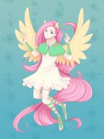 My Little Pony: Fluttershy by Yutaila