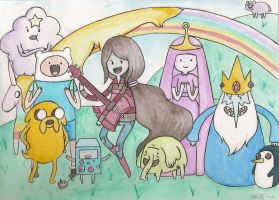 Adventure Time by MuffinzLove
