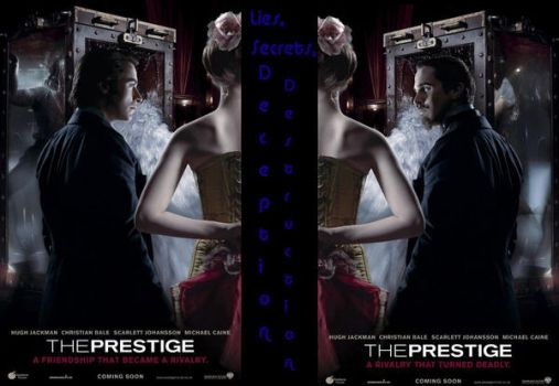 The Prestige by Padfoot1011