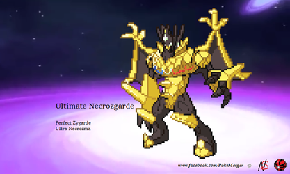 Ultimate Necrozgarde by Drac0pyre