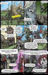 Chainmail Bikini Page 10 Chapter 2 by Thewog