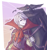 Happy Vampire Henry~ by Nyamuh