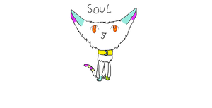 Soul The Kitty (I DO NOT OWN SOUL!) by hannadawn