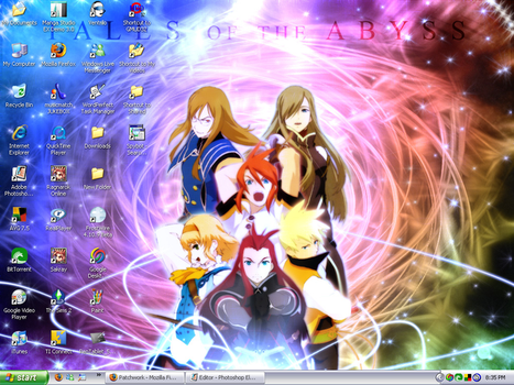 Current Wallpaper by Hail-Storm