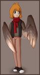 Androgynous harpy adopt [CLOSED] by Glasiar