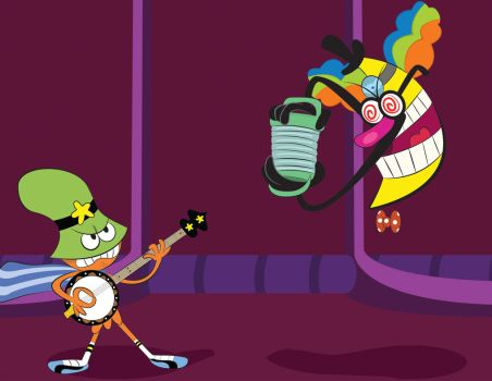 Wander Over Yonder Fan Art #3 by Jpolte
