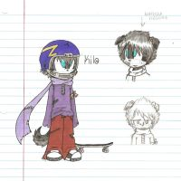 Kilo the..... Mutt by Belly-Button-Monster