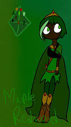 Maple Redwood by princess--magician