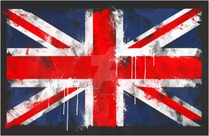 Union Flag by NaturesPlaything
