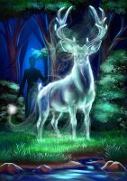 Patronus. Fantastic beasts and where to find them by maryquiZe