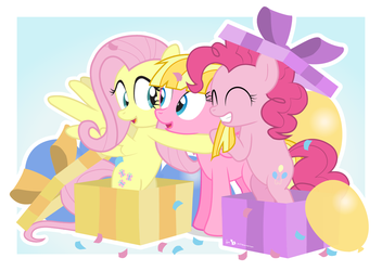 Presents for Andrea by dm29