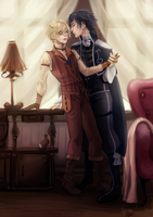:C: Leiden Rose and Sasha by Wernope