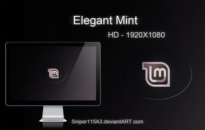 Elegant Mint Wallpaper by Sniper115A3
