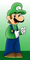 Luigi by Not-WisqoXD