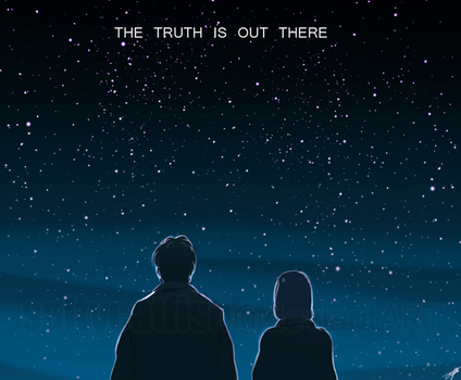 The X-Files by saltycatfish