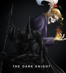The Dark Knight of Baron by aevitas