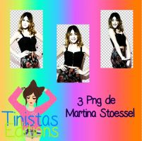 Pack Martina stoessel Png by Tinistas