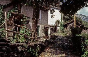 Piero at Valle Veddasca - Tessin by Woscha