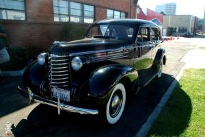 1936 Oldsmobile 4door by CZProductions