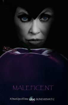 Maleficent - Poster by eqdesign