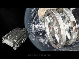 Orbital Transfer by Zer05um