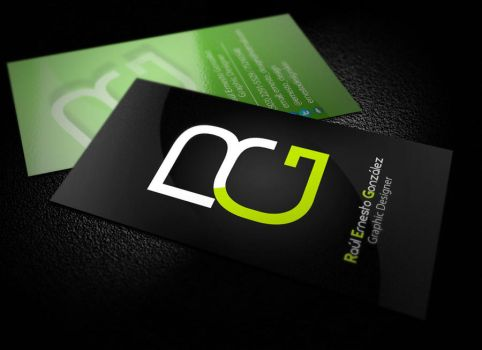 Business Card Preview by ernestodesignskin
