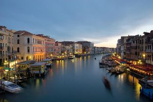Canal Grande by scoiattolissimo