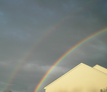 April Double Rainbow by steward