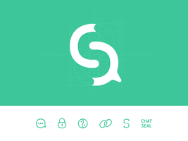ChatSeal Logo Design by Ramotion