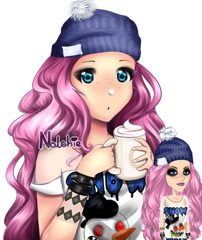 CrazyMustache (NOR, MSP) [+SPEEDPAINT] by Nalshie