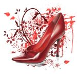 Red Shoe by Socialdbum