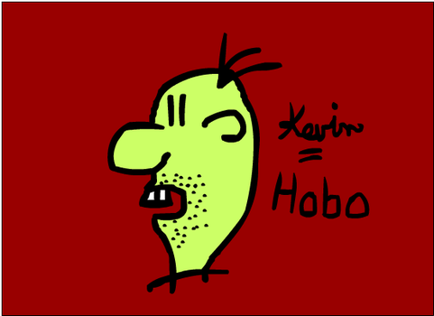 kevin equals hobo by kevinthemagicalhobo
