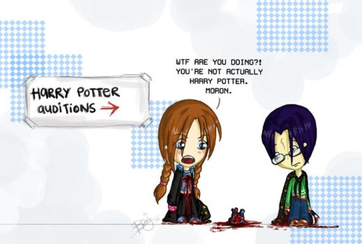 The HP Auditions by jneb