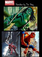 Shay Marvel Universe Page 1 by Dr-Horrible