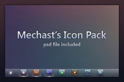 Mechast's Icon Pack by mechast