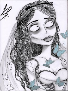 The Corpse Bride by Hbyrd