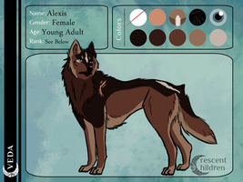 CC | Alexis Application by Sparkanine