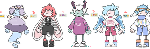 (CLOSED AUCTION) - emoji adopts p2 by ReeAdopts