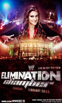 Elimination chamber 2014: trap cage of war by shcar39