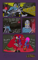 LoL Comic 2014 by aftertaster7