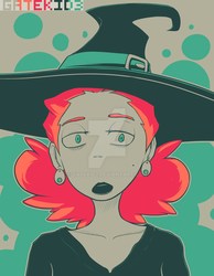 5 Colors Witch by gatekid3