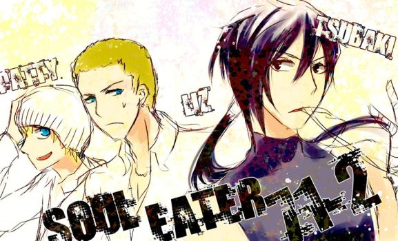 Soul Eater : Chapter 71-2 by H2O-kun
