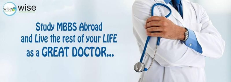 study MBBS abroad With us by wiseedu23