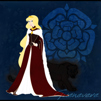 LP: Queen Gwenevere by katima