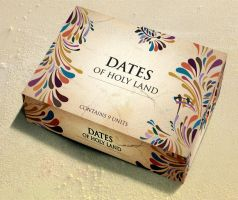 Dates of Holy Land - Packaging by StudioBMD