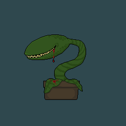 Meat eating Plant by LordVanDemon